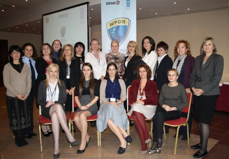 Participants of the WPON Annual Meeting held in Sofia