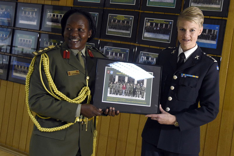 The GTOT was organized in close cooperation with the Nordic Centre for Gender in Military Operations