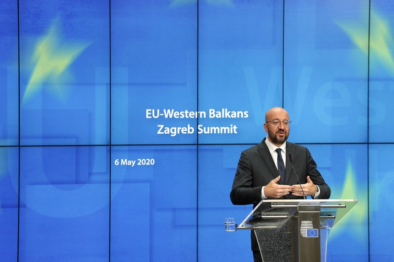 Mr Charles MICHEL, President of the European Council.