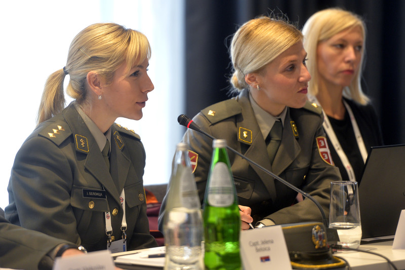 Regional Meeting of Gender Military Trainers in the Armed Forces in the Western Balkans